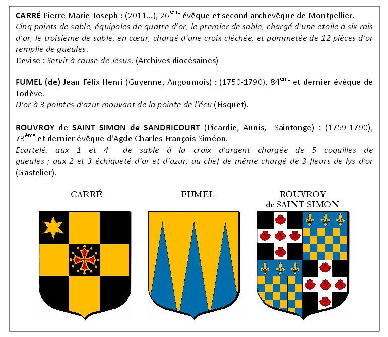 Armorial épiscopat