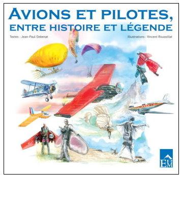 Avions et pilotes 350