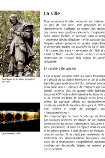 Guide de Béziers 2