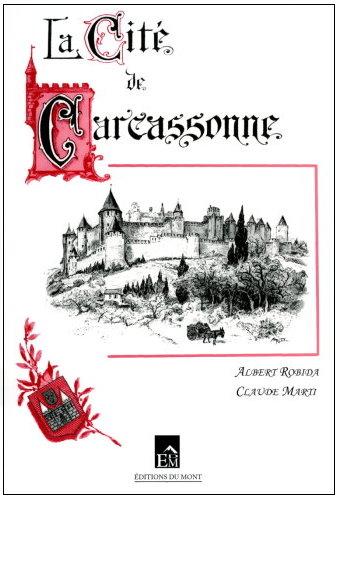 La cité de Carcassonne 350