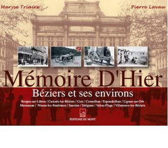 Mémoire d'hier Béziers 350