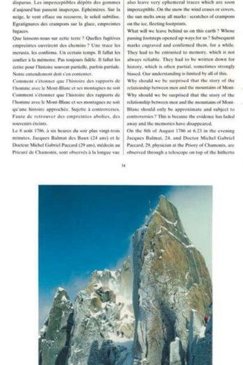 Rêver le Mont Blanc