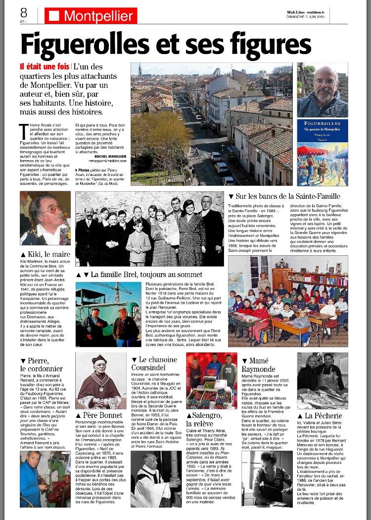 Figuerolles -Midi Libre