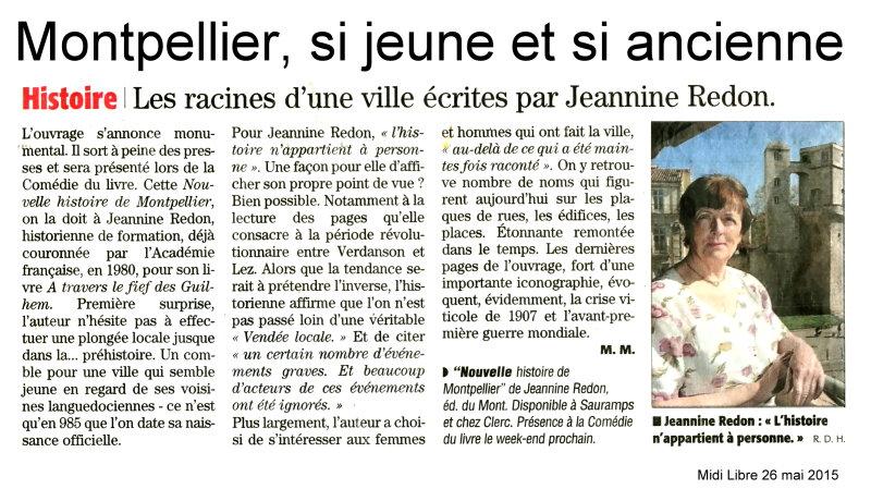 J.Redon - Montpellier