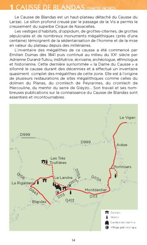 Dolmens Gard-Lozere 1