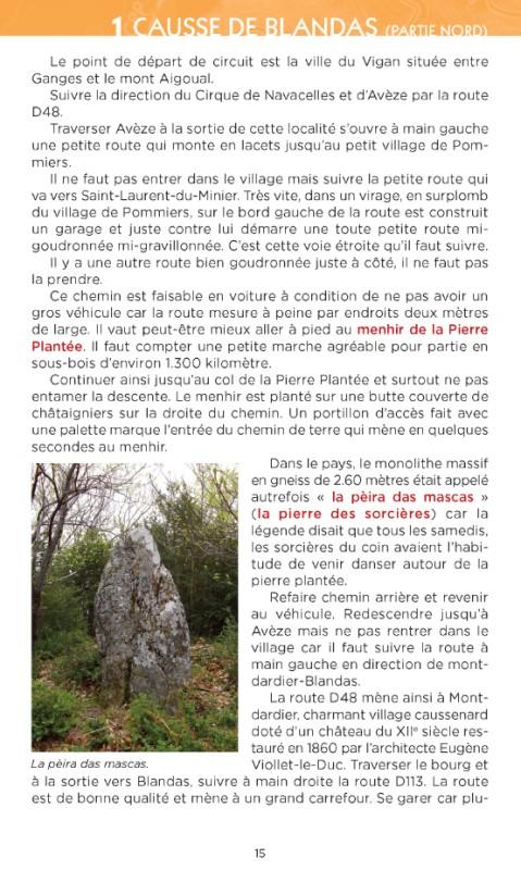Dolmens Gard-Lozere 2