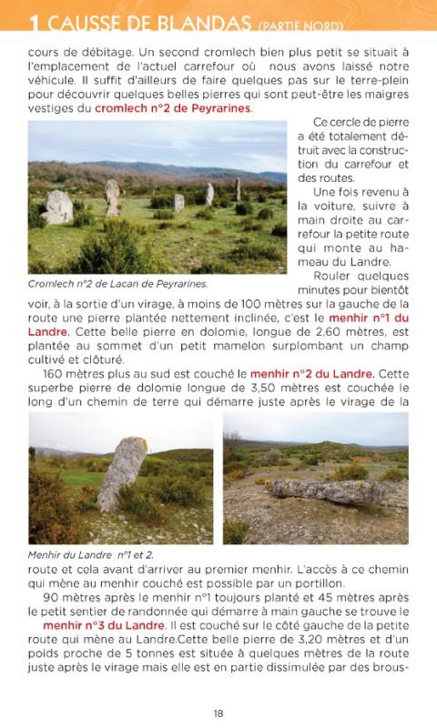 Dolmens Gard-Lozere 5