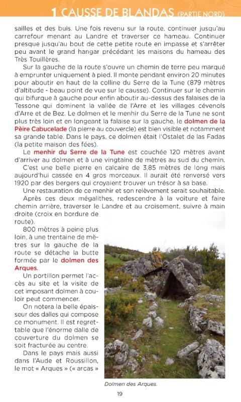 Dolmens Gard-Lozere 6