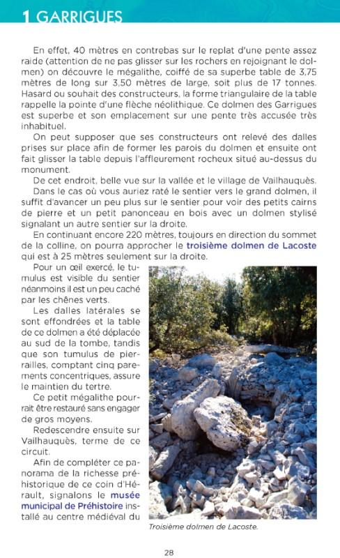 Dolmens Hérault 3