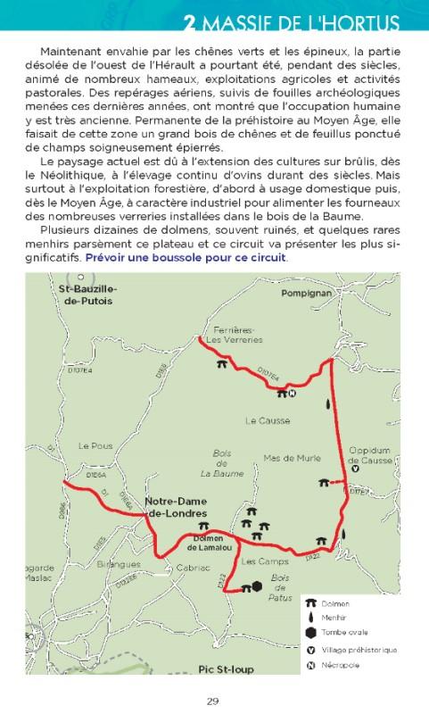 Dolmens Hérault 4
