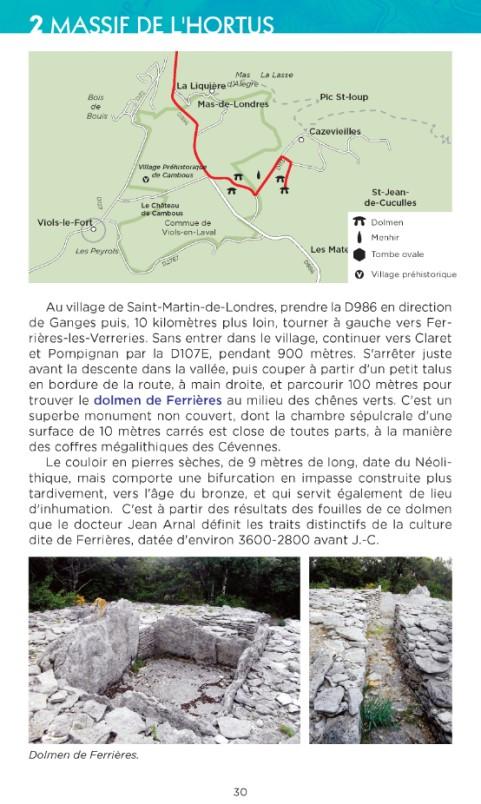 Dolmens Hérault 5