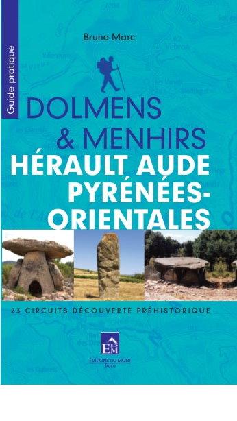 Dolmens et menhirs Héralut-Aude-PO