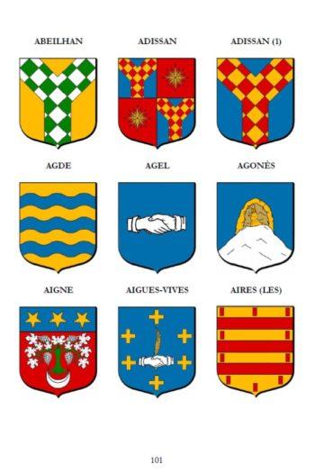 Armorial communes 3